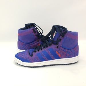 Men's Adidas Top Ten High Top Basketball Athletic